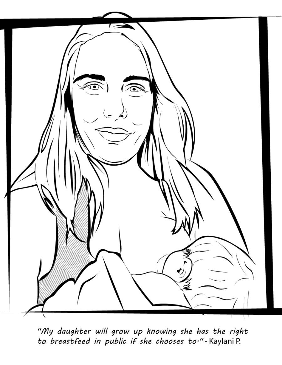 Badass Feminist Coloring Book 1