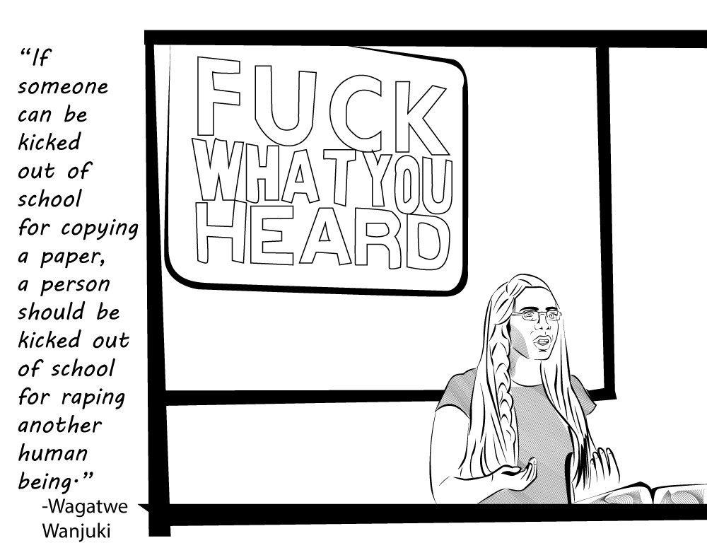 Badass Feminist Coloring Book 8