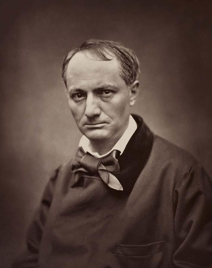 Baudelaire  Şeytan Tanrı'yı iknâ etti: Charles Baudelaire Baudelaire