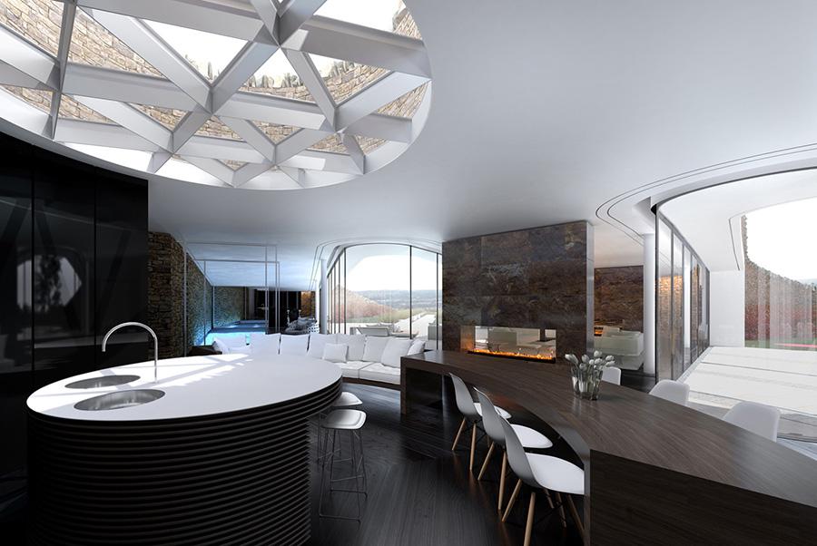 Bolton Eko Evi İlham veren ekolojik ev (5)  Kuzeybatı İngiltere'nin ilk sıfır karbon evi geleceğin mimarisine ilham veriyor Bolton Eko Evi  C4 B0lham veren ekolojik ev 5