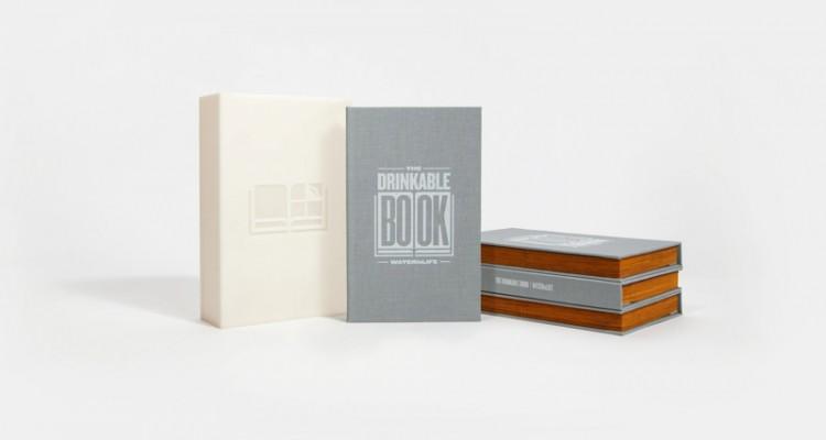 Bu kitabın sayfaları bakterileri yok ederek temiz içme suyu sağlıyor 5