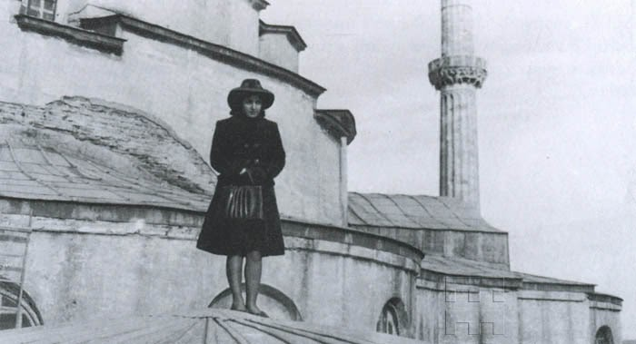 Cahide Tamer  Ataerkil toplumları aşarak ilkleri gerçekleştiren 20 kadın mimar Cahide Tamer