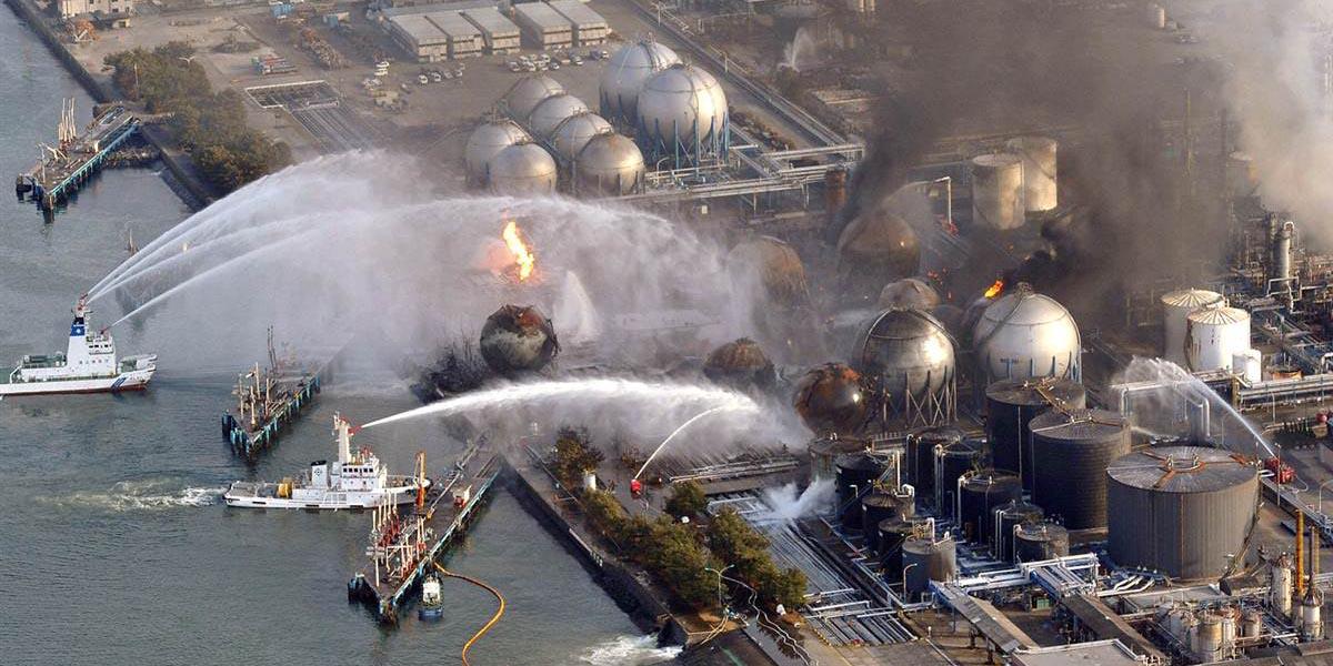 Pasifik Okyanusu'nun Fukuşima felaketinin ardından kirlendiği düşünülüyor