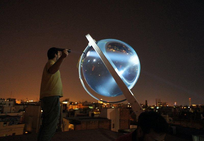 Güneş enerjisinde cam küreler (4)