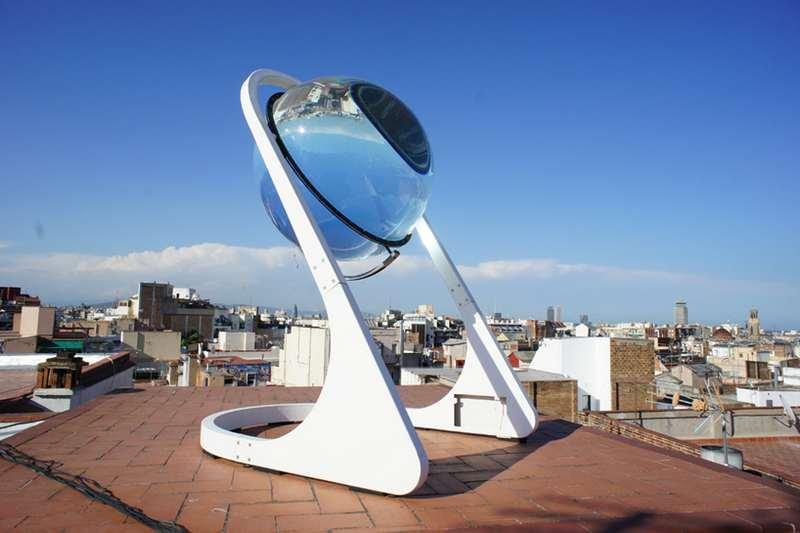 Güneş enerjisinde cam küreler (5)
