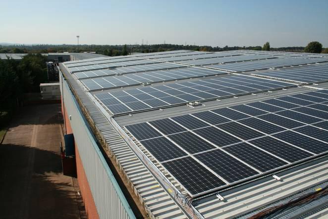 Güneş pillerini verimliliğini arttıran anten (1)