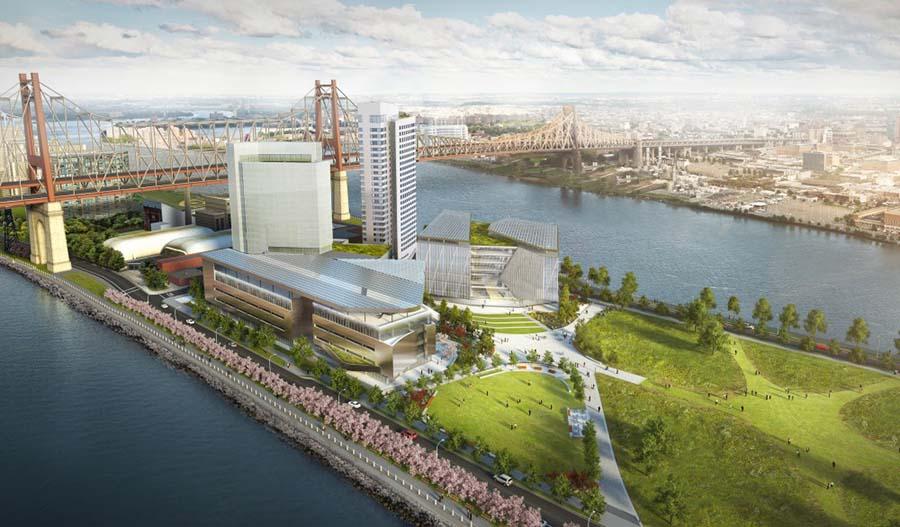 Gelecegin sürdürülebilir kampusu New Yorkta yapılıyor (2)