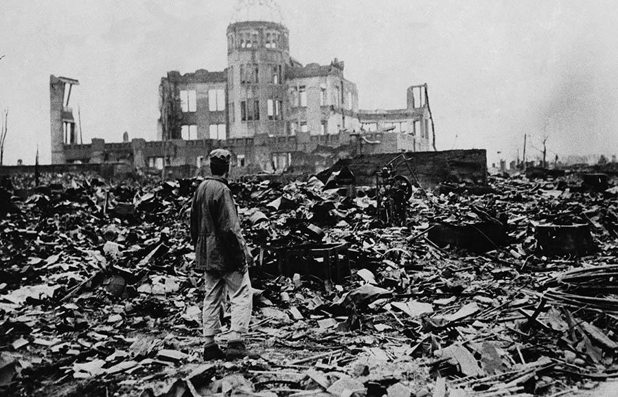 Hiroşima, 1945.