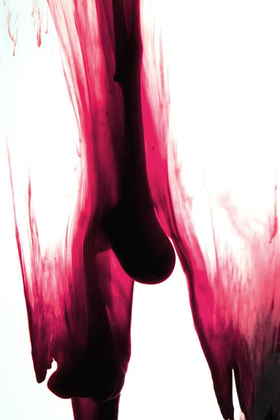 Jen Lewis, regl kanını kullanarak fotoğraflar çekiyor sanatın en kırmızı hali Sanatın en kırmızı hali: Jen Lewis, regl kanını kullanarak Jen Lewis regl kan C4 B1n C4 B1 kullanarak foto C4 9Fraflar  C3 A7ekiyor