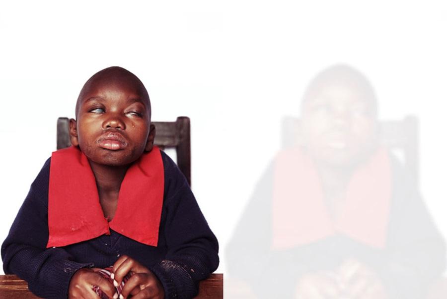 Kendilerini nasıl gördüklerini anlatan görme engelli çocuk portreleri 5