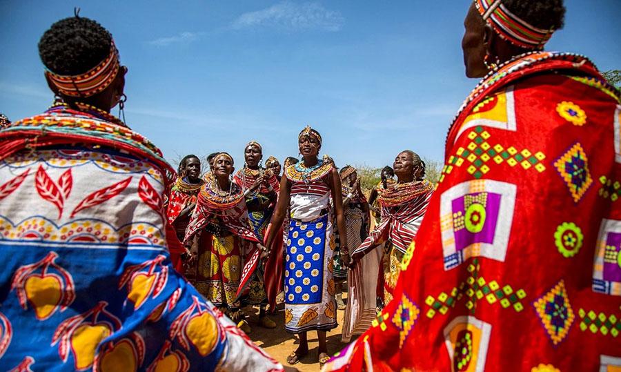 Kenya Umoja Köy 2