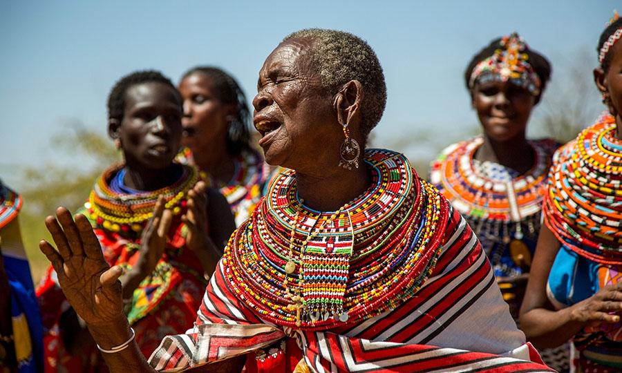 Kenya Umoja Köy 3