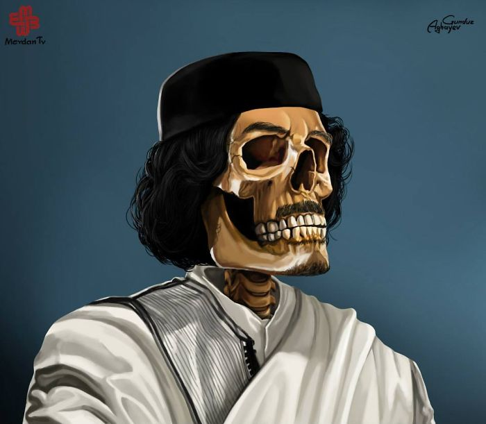 Muammar Gaddafi (Libya)