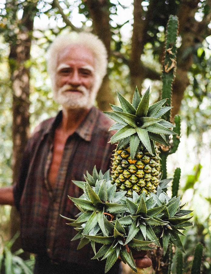 Nikaragua vadilerinde yeşile ve sanata adanan hayat Alberto Gutierrez 5