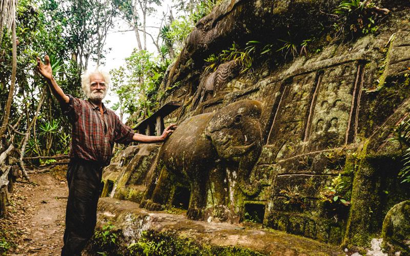 Nikaragua vadilerinde yeşile ve sanata adanan hayat Alberto Gutierrez 6