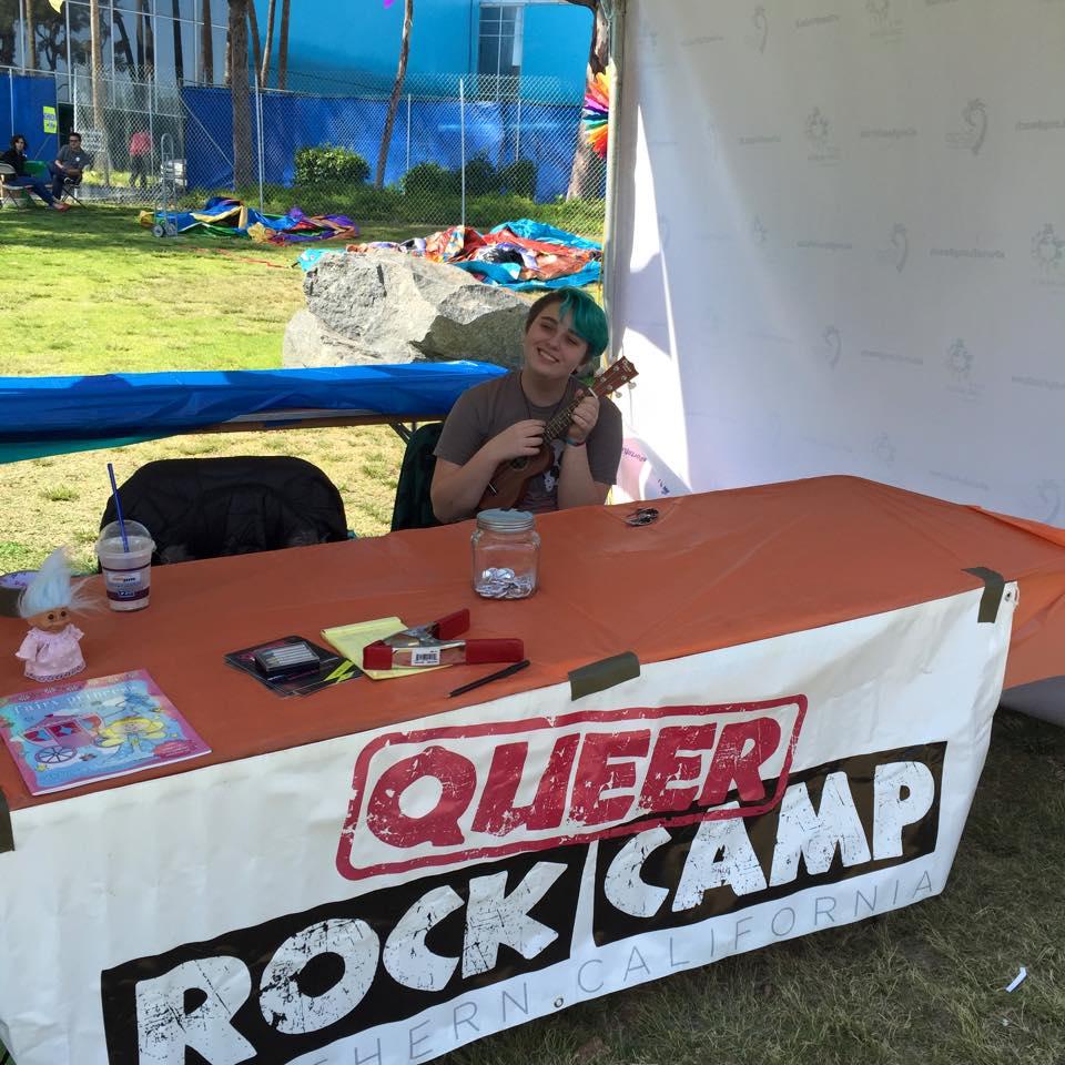 Queer Rock Camp 1