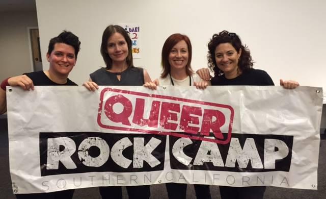 Queer Rock Camp 7