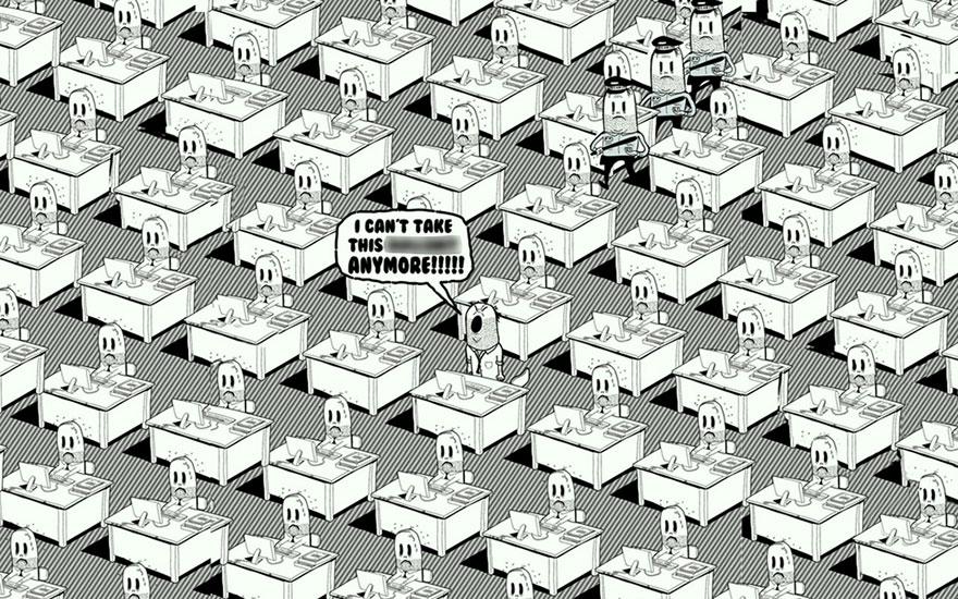 Steve Cutts illüstrasyonlarıyla günümüz dünyasının acı gerçekleri 15