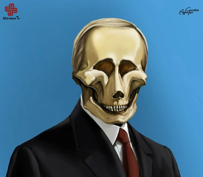 Vladimr Putin (President of Putinstan)