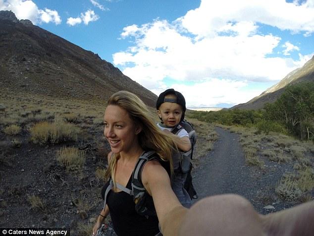 bodhi ve annesi_sierra nevada_fotoğraf 4