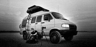 Hurdalardan bir gezgin: Travis Burke ve karavanı