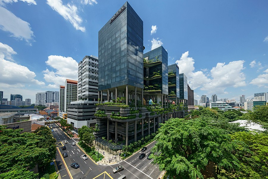 © PARKROYAL on Pickering