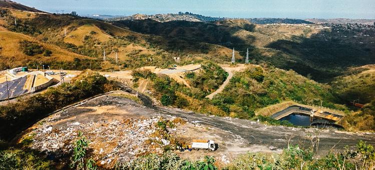 Çöp döküm sahaları atıkları enerjiye çevirip çevreyi temizliyor 4
