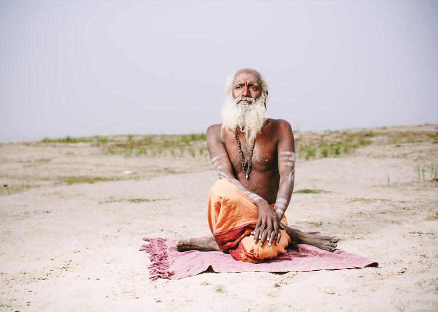 Baba Shava Sadhana