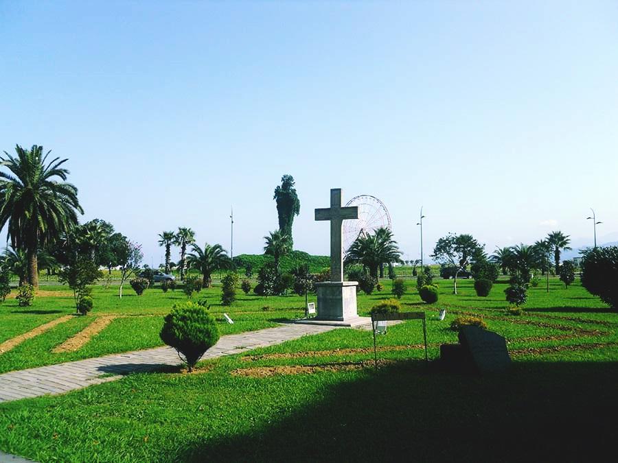 Batum, Gürcistan, seyehat 12