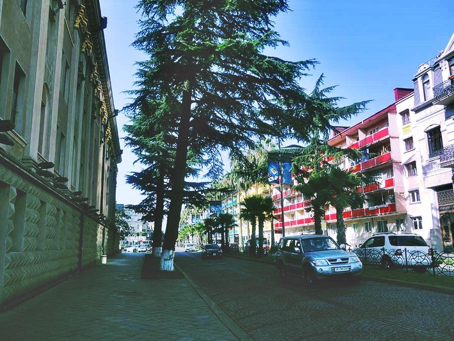 Batum, Gürcistan, seyehat 16