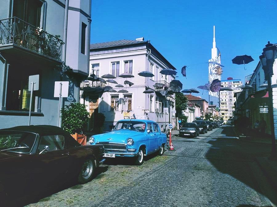 Batum, Gürcistan, seyehat 5