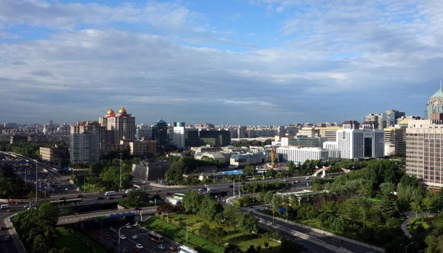 Beijing Gökyüzü 5