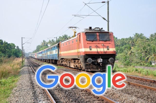 Google, Hindistan'da 400 tren istasyonunda ücretsiz Wi-Fi hizmeti sunacak! 2