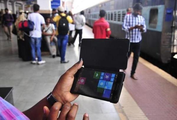 Google, Hindistan'da 400 tren istasyonunda ücretsiz Wi-Fi hizmeti sunacak! 3