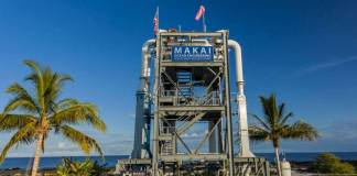 Hawaii'den bir ilk: Okyanustaki ısı farkından elektrik üreten tesis