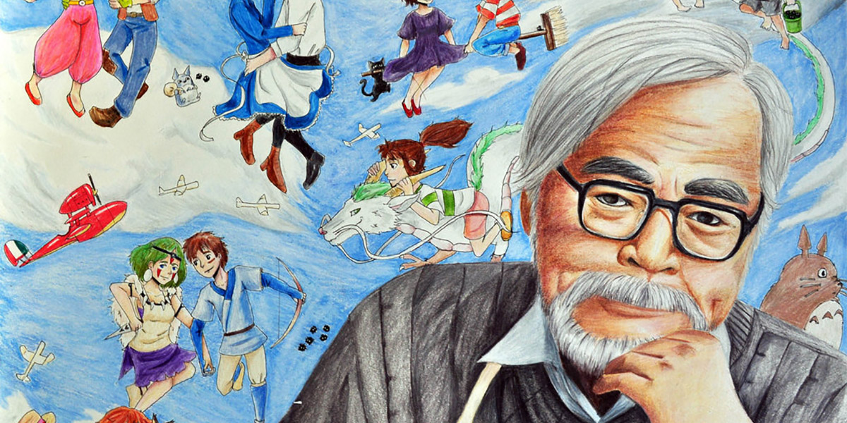 a look at the successful careers of movie directors alfred hitchcock and hayao miyazaki