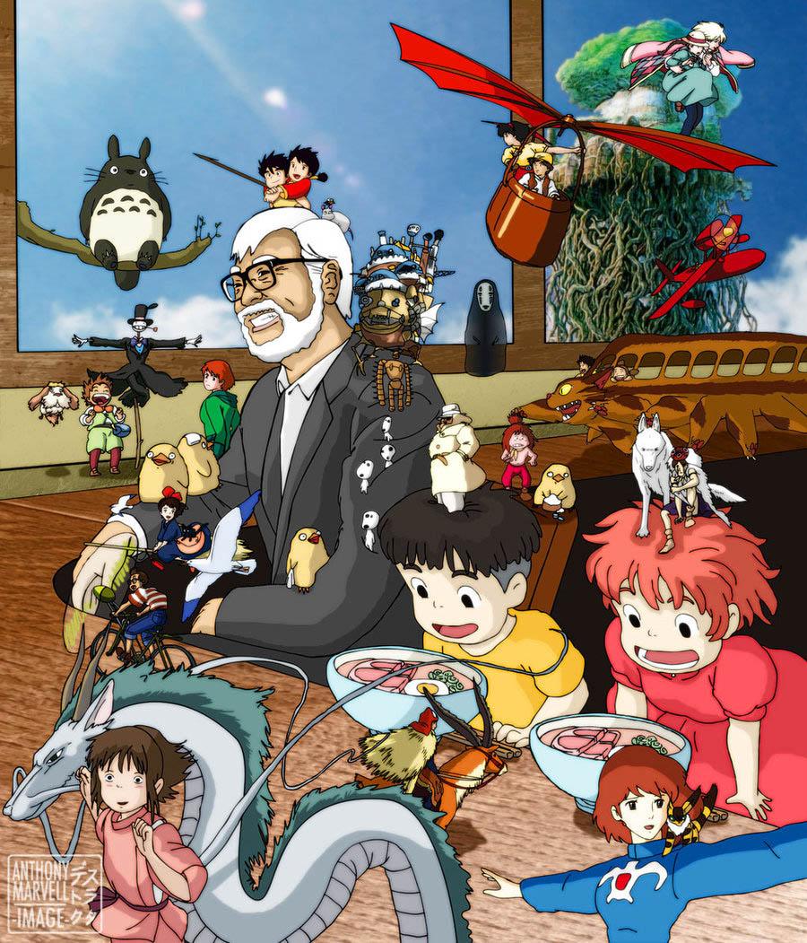 Hayao Miyazaki Doğa Koruma 3