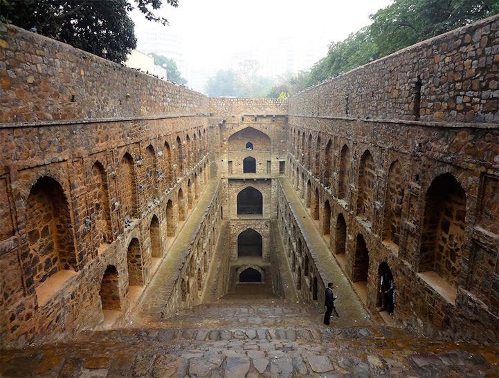Hindistan, basamaklı kuyular 1