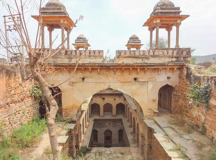 Hindistan, basamaklı kuyular 5