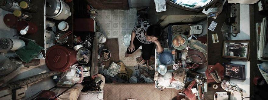 Hong Kong Küçük Evler 7