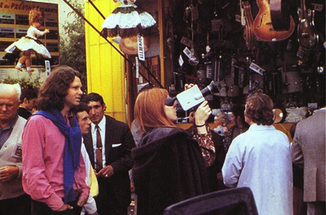 Jim Morrison'un ölmeden önceki bilinen son fotoğrafları
