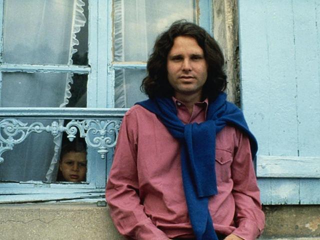 Jim Morrison'un ölmeden önceki bilinen son fotoğrafları 6