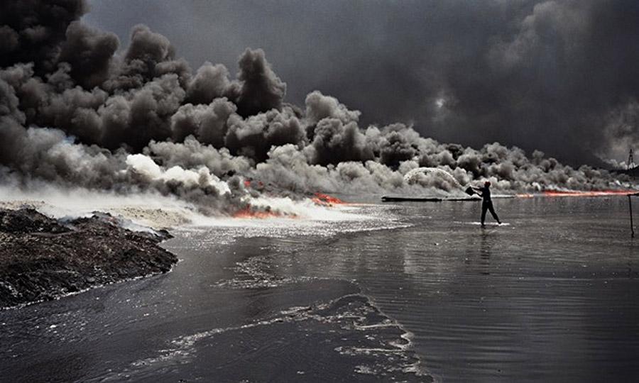Körfez Savaşı Petrol