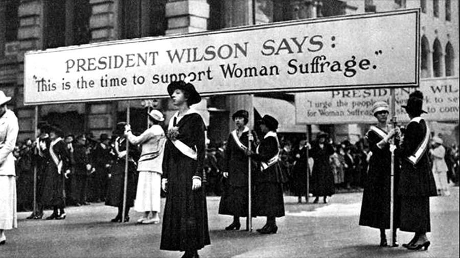 Kadınların seçme ve seçilme hakkı 3