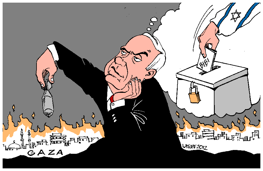 (Çizim: Carlos Latuff)