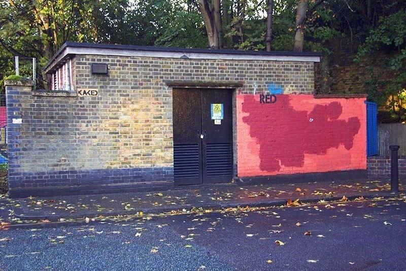 Mobstr Graffiti 14 Graffiti sanatçısı yaptığı Graffiti sanatçısı yaptığı başarılı deney ile Mobstr Graffiti 14