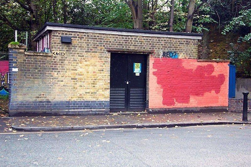 Mobstr Graffiti 16 Graffiti sanatçısı yaptığı Graffiti sanatçısı yaptığı başarılı deney ile Mobstr Graffiti 16