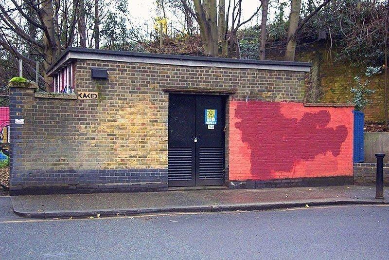 Mobstr Graffiti 17 Graffiti sanatçısı yaptığı Graffiti sanatçısı yaptığı başarılı deney ile Mobstr Graffiti 17