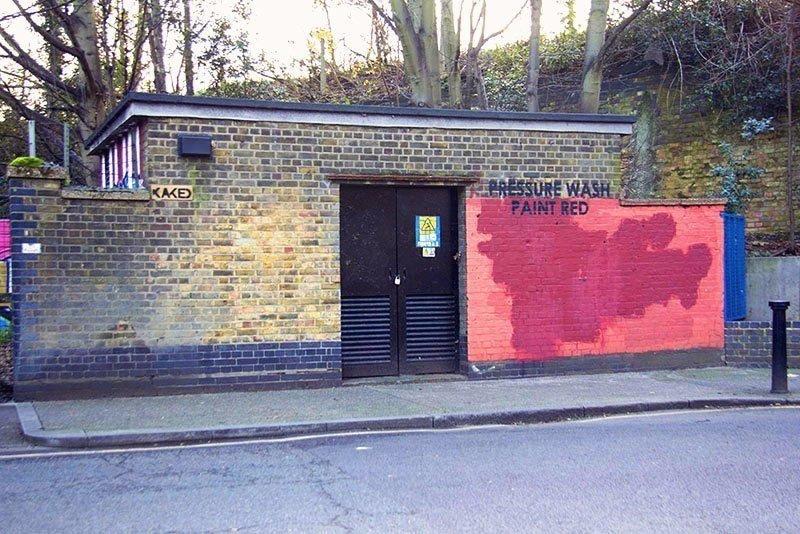 Mobstr Graffiti 18 Graffiti sanatçısı yaptığı Graffiti sanatçısı yaptığı başarılı deney ile Mobstr Graffiti 18
