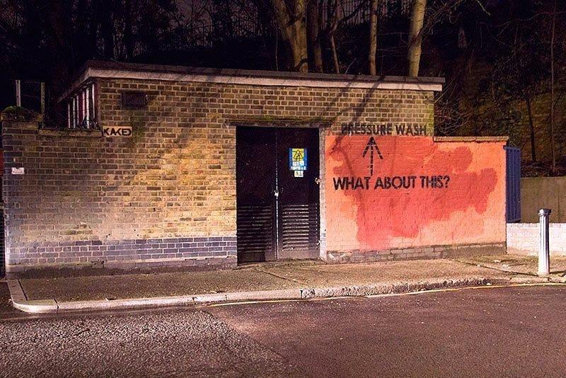 Mobstr Graffiti 20 Graffiti sanatçısı yaptığı Graffiti sanatçısı yaptığı başarılı deney ile Mobstr Graffiti 20